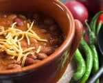 Beef Chili With A Kick