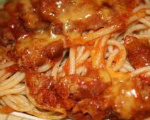 Turkey Spaghetti
