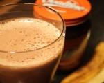 Chocolate Bananas Foster Smoothie