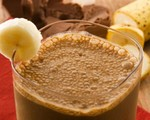 Chocolate Monkey Smoothie