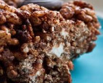 Chocolate Cereal Squares