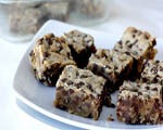 Chocolate Chip Peanut Butter Squares