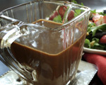 Chocolate-Orange Vinaigrette