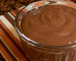 Chocolate Yogurt Pudding