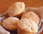 Cinnamon, Nutmeg and Buttermilk Muffins