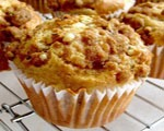 Cinnamon Orange Muffins