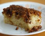 Cinnamon Raisin Coffee Cake