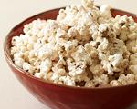 Cinnamon-spice popcorn