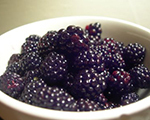 Citrus Blackberries