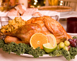 Citrus roasted turkey