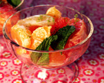 Citrus Salad with Lemongrass Syrup