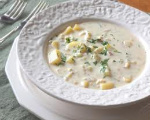 Seaside Oyster Chowder