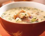 Harbor Crab Chowder