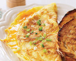 Microwave Omelet