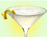 Classic Lemon Drop Cocktail