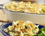 Classic Tuna Noodle Casserole