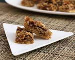 Coconut Butterscotch Pecan Bars