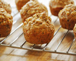 Coconut Carrot Muffins
