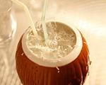 Coconut Colada Cocktail