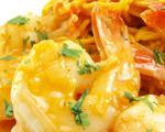 Coconut Curry Shrimp with Caramelized Leeks