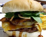 Colby Bacon Burger