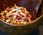 Mexican Coleslaw with Pecans