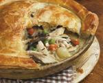 Comforting Chicken Pot Pie