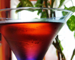 Concord Grape Martini