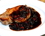 Cranberry Pork Chops