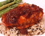 Low Fat Cranberry Chicken