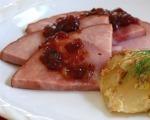 Cranberry Ham