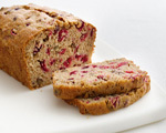 Sweet Cranberry Nut Bread