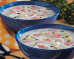 Cream Cheese Chicken Soup