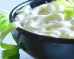 Cream Cheese and Cucumber Mousse