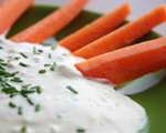 Creamy and Cool Blue Cheese Dressing