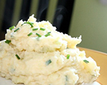 Creamy Mashed Cauliflower