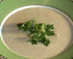 Creamy Fresh Mushroom Soup