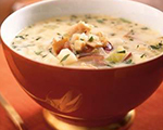 Creamy Potato and Bean Chowder