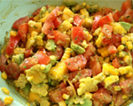Creamy Sweetcorn Salad