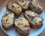 Creamy Chive-Stuffed Potatoes