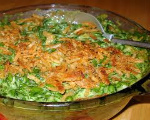 Spinach and Onion Bake