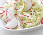 Crisp Fennel and Radish Salad