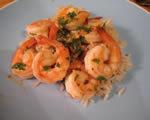 Creole Crumbed Shrimp