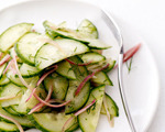 Crunchy Cucumber and Dill Salad
