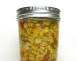 Cumin-Poblano Corn Relish