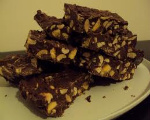 Dark Chocolate Nut Bars