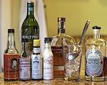 Dogwood Manhattan Cocktail