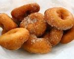 Quick Fried Doughnuts