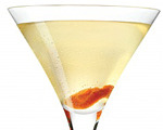 Dried Apricot Martini