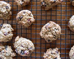 Dried Fruit and Oats Cookies